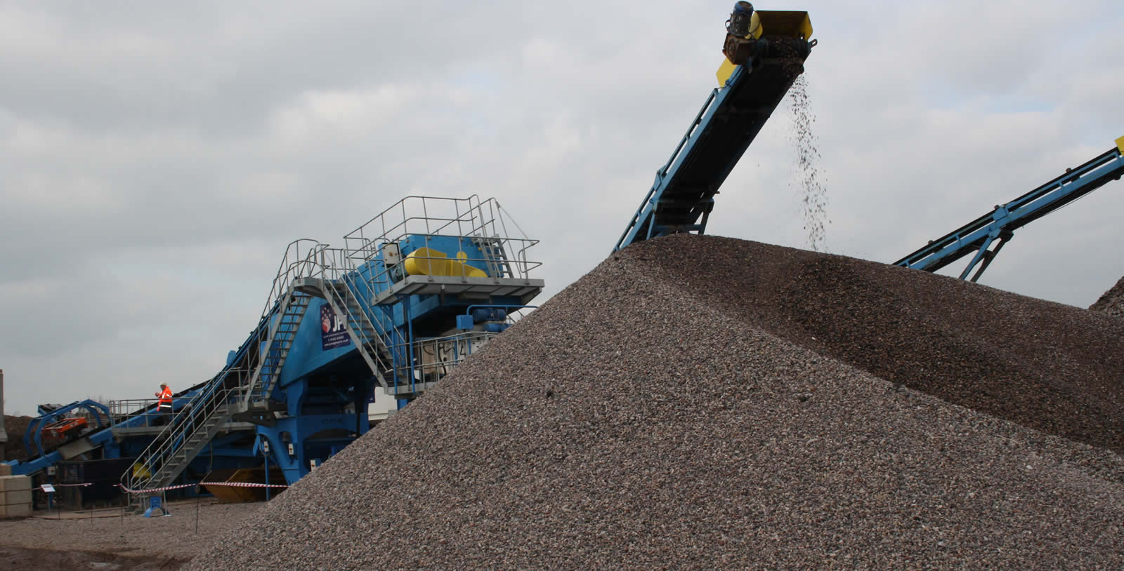 Aggregate Supplies Delivered